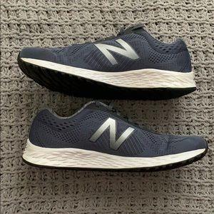 NEW BALANCE | fresh foam navy shoes